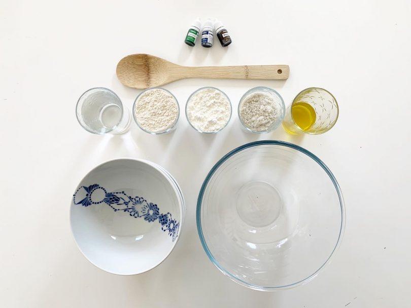 quel matériel pour fabriquer de la pâte à modeler maison ?