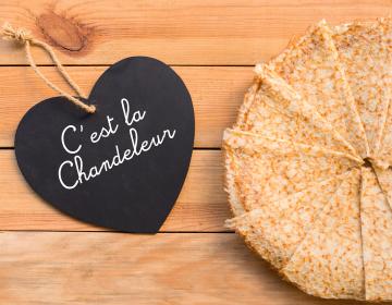 Des crêpes pour bébé: vive la Chandeleur!