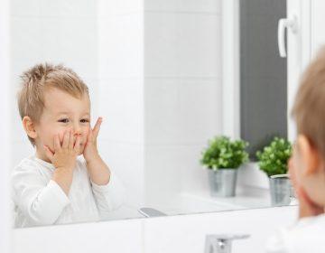 Règles d'hygiène corporelle chez l'enfant: suivez le guide