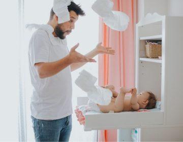 Changer la couche de bébé: vous allez devenir Expert Culotté!