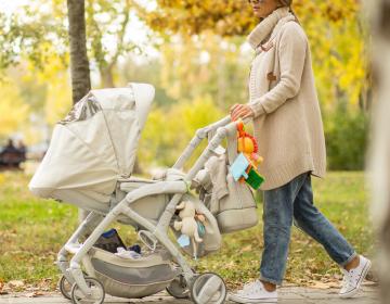 Sortir avec bébé : nos indispensables pour une promenade réussie
