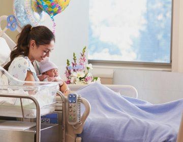 Comment se passe le séjour à la maternité?