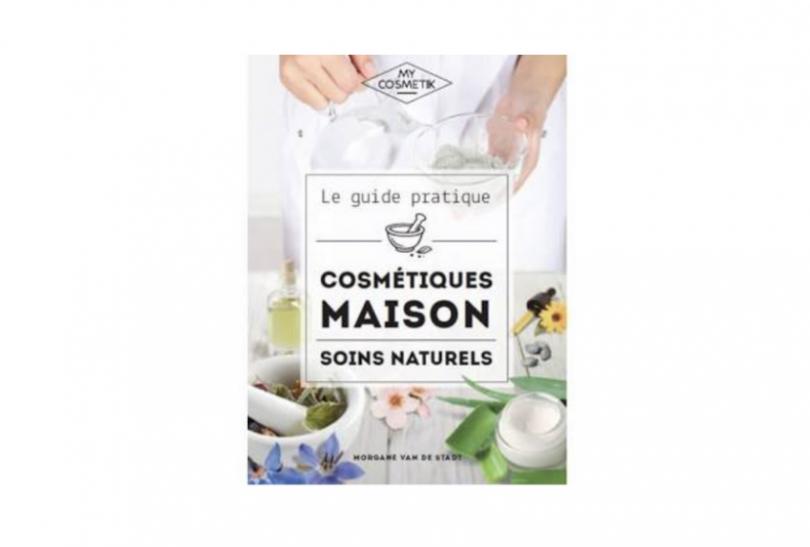 livre cosmétiques maison pour la fête des mères en 2021