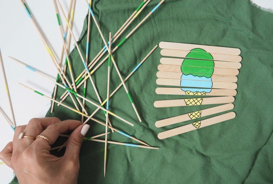 DIY : Petits Jeux de Poche Amusants à fabriquer