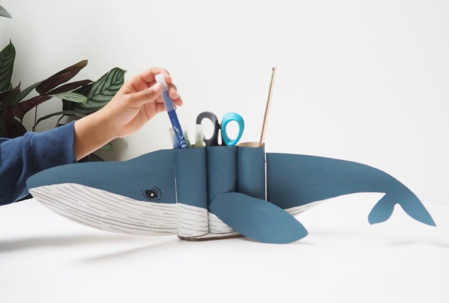 DIY Rentrée des Classes : Fabriquer un Pot à Crayons original !