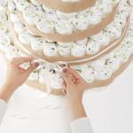 Comment Fabriquer un Superbe Gâteau de Couches, à dévorer des yeux?